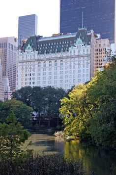 The Plaza Hotel, New York address- 768 Ave, New York Nyc Hotels, Hotels And Resorts, Luxury Hotels, Ville New York, I Love Nyc, Romantic Getaways, City Photography, Empire State Of Mind, Dream City
