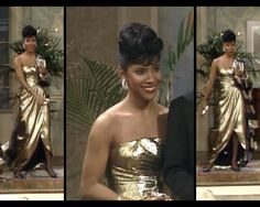 "Phylicia Rashad as Clair Huxtable wearing statement earrings on ""The Cosby Show"" Timeless Beauty, Classic Beauty, Black Beauty, Classic Style, Black Girls Rock, Black Girl Magic, My Black Is Beautiful, Beautiful People, Beautiful Women"
