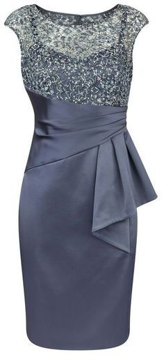 sheath long mother of the bride dresses, grey blue mother of the bride gowns, elegant mother of the bride dresses