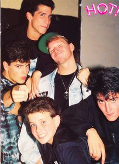 New Kids on the Block 1989