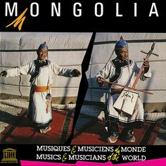 "UNESCO has identified two elements of traditional Mongolian music as being ""Masterpieces of the Oral and Intangible Heritage of Humanity."" They are the urtyn duu, or long song, and the morin-khuur, or horse violin, and both are featured here. The morin-khuur is a two-stringed instrument with a carved"