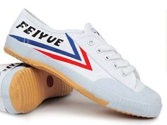 Feiyue - I have low tops, but I need a pair of the high tops since the heel is so wide!