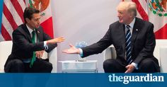 #Media #Oligarchs #MegaBanks vs #Union #Occupy #BLM #SDF #Humanity  Trump humiliates Mexican president again over border wall  https://www.theguardian.com/us-news/2017/jul/07/trump-mexico-border-wall-pena-nieto-g20-summit  During G20 meeting, Trump says Mexico will 'absolutely' finance wall  Many Mexicans infuriated by Peña Nieto's unwillingness to push back...