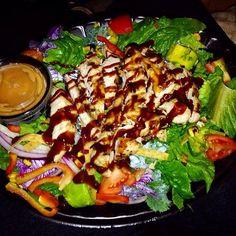 #bajafresh www.facebook.com/bajafresh #salad #healthy #delicious Salads, Tacos, Mexican, Fresh, Facebook, Healthy, Ethnic Recipes, Food, Essen