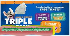 Free Printable Chuck E Cheese Coupons Home Depot Coupons, Online Coupons, Walgreens Coupons, Michaels Coupon, Lowes Coupon, Golden Corral Coupons, Chuck E Cheese, Free Printable Coupons, Michael Store