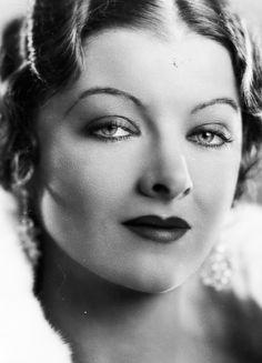 Myrna Loy - 1930's