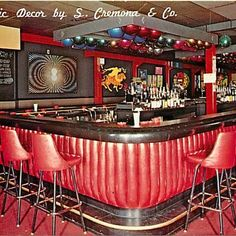 1960 bar interiors