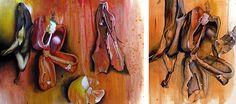 art exam preparatory work - cie art and design