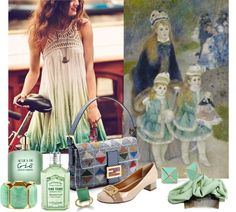 """""""Softly Spring"""" by gregory-joseph on Polyvore"""