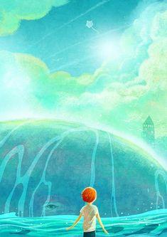 çizgili masallar: Xiao Huang, Twilight World
