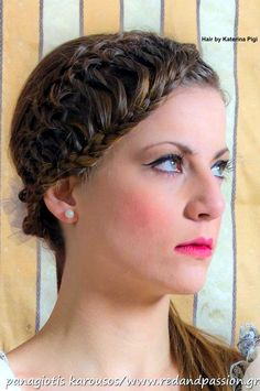 Hair by Katerina Pigi
