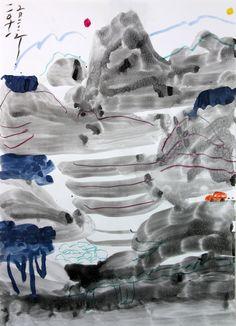 https://www.facebook.com/sahong.gum GumSahong,Folk,Paint,Drawing 금사홍,민화,드로잉,페인팅