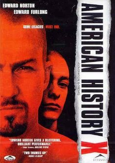Gecmisin Golgesinde - American History X - 1998 - BRRip Film Afis Movie Poster