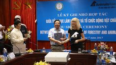 BREAKING NEWS: In a historic move the Vietnamese government has agreed a plan with Animals Asia to finally end bear bile farming in the country.