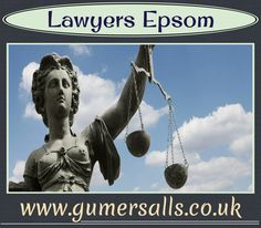 For more information simply visit at: http://www.gumersalls.co.uk/lawyers-in-epsom-surrey/