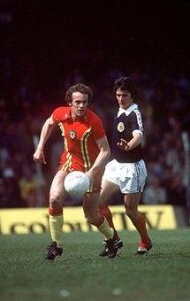 Alan Curtis Wales 1979