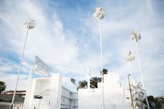 in LA right now – the Vincent Lamouroux installation on Sunset.