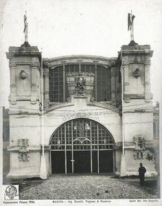 EXPO MILANO 1906. Padiglione della Germania