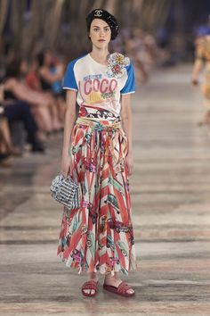 See All Of The Runway Looks From Chanel Cruise Cuba