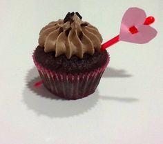 Minicupcake de chocolate