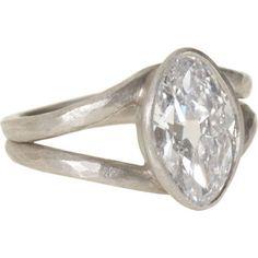 malcolm betts marquise diamond ring
