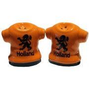 Peper en zoutstel Holland Oranje