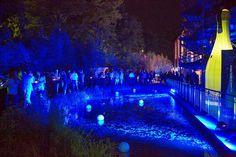 IMEX Party 2014 Frankfurt - Nachhaltigkeit - Erweiterungen Radisson