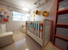 Projeto Agridoce Estúdio. Quarto de Bebê, tema Pequeno Príncipe