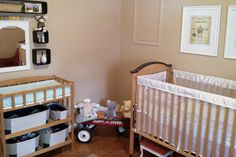Calvin's nursery