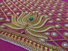 Best Blouse Designs, Wedding Saree Blouse Designs, Simple Blouse Designs, Silk Saree Blouse Designs, Magam Work Blouses, Mirror Work Blouse Design, Designer Blouse Patterns, Fashion Designer, Hand Embroidery Designs