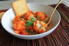 PRINCIPIANDO EN LA COCINA: Albóndigas de pescado con salsa de tomate