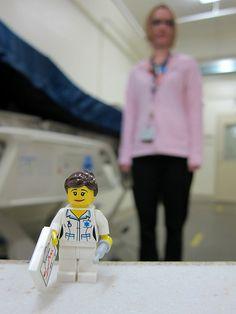 LEGO Collectible Minifigures Series 1 : Nurse