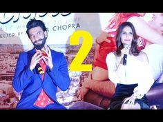 BEFIKRE | You & Me song launch | Ranveer Singh, Vani Kapoor | PART 2