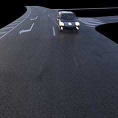 Nakagin Photoreal Road Tutorial | BBB3viz