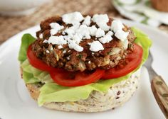Healthy And Budget Friendly Lentil Burger Patties