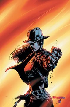 Renee Maria Montoya (The Question) Species: Human (Gotham City, USA) Skilled martial artist, detective and marksman (Debut: 1992) Currently Portrayed by: Victoria Cartagena (Gotham)