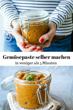 Gemüsepaste Thermomix – in weniger als 5 Minuten fertig Make vegetable paste yourself in less than 5 minutes – without flavor enhancer and without gluten Sweet Potato and Quinoa Chili - - vegan DELICIOUS OLD FASHIONED GOULASH - Easy Recipes - Food Grilling Recipes, Paleo Recipes, Snack Recipes, Easy Recipes, Fingers Food, Hamburger Meat Recipes, Pasta, Evening Meals, Coffee Recipes