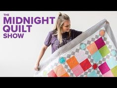Make a Dream Weaver Quilt with Jenny! - YouTube