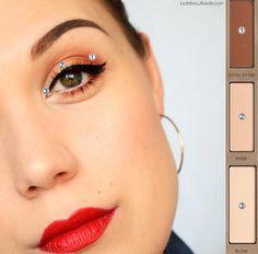 Zoom sur la Naked Ultimate Basics d'Urban Decay + 3 Tutoriels maquillage