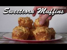 Sweetcorn muffins can be served warm or cold, tasty either way.  The sweetcorn muffins go great with soups too.  They will keep for 3 days in a sealed container and can be frozen for one month.