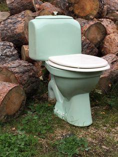FINN – Retro toalett gis bort!