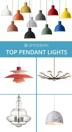 173ebac0cf9 Browse the top 10 modern pendant lights for your home at 2Modern.  lighting