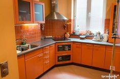 energetyzujący pomarańcz #wnetrza #architektura #mieszkanie