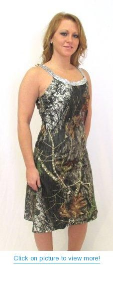 Juliet Mossy Oak Camo Bridesmaid Homecoming Dress - $169.99
