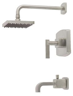 10 Easy Pieces Modern Deck Mounted Bath Faucets Faucet