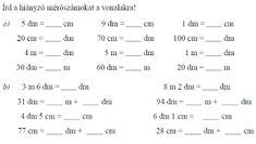 mértékegység átváltás feladatok 4. osztály – Google Keresés Math Class, France, Math Worksheets, Hobbies And Crafts, Printables, Math Equations, Teaching, School, Google