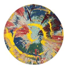 Damien Hirst, Spin, 2014