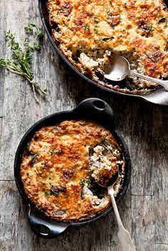 Wild rice casserole   ~   RECIPE ON SITE