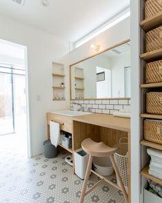 Bathroom Interior, Interior Design Living Room, Living Room Designs, Minimal Bedroom, Natural Interior, Kids Room Design, Washroom, House Rooms, House Design
