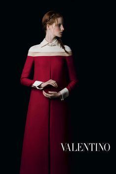 Ad Campaigns 2013 | Photo Credit: Inez & Vinoodh for Valentino]